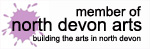 north devon arts logo